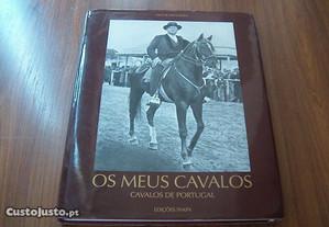 Os Meus Cavalos Cavalos de Portugal (RARO)