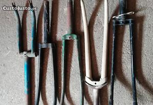 Bicicletas Antigas forquetas