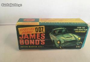 Caixa reprobox Corgi Toys Aston Martin DB5 mod.B