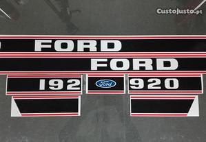 Autocolantes para Ford 1920