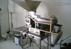 Máquina de embalar granulados