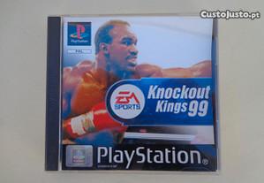 Jogo Playstation 1 - Knockout Kings 99