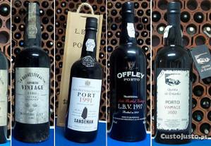 Portos 1967+1970+1980+1991+1997+2002+2003