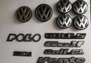 Emblemas VW