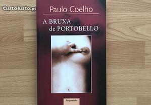 Livro Paulo Coelho A bruxa de Portobello