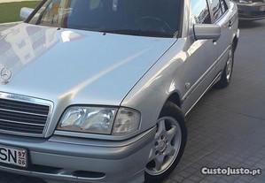 Mercedes-Benz C 220 Spirit Aceito retoma - 97