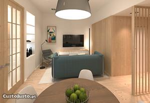 Apartamento T3 97m2