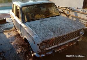 Seat 124 d / Fiat 124