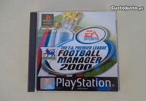 Jogo Playstation 1 - The F.A. Premier League