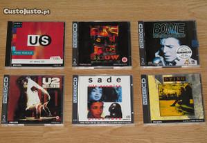 3DO / Amiga CD / Philips CDi: Musicais VCD
