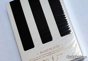 Baralho de Cartas Piano Players 3 Keys Edition