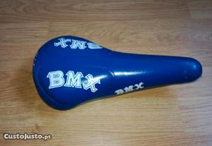 selim para BMX azul - usado