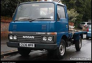 Nissan  Cabstar 6TON