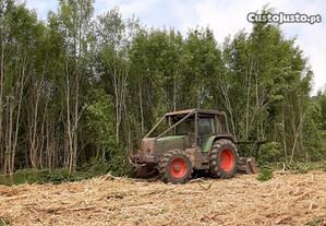 Serviços Agrícolas e Florestais