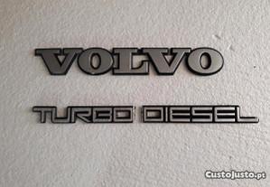 Emblemas Volvo 740