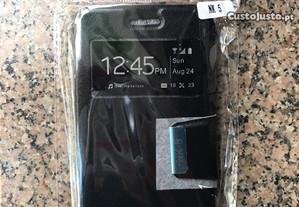 Capa tipo livro dobrável para Nokia 5 - Flip Cover