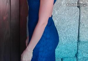vestido mulher / cerimónia - tamanho S