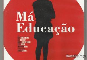 DVD - Almodóvar - Má Educação