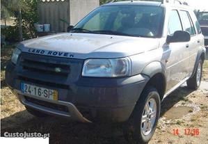 Land Rover Freelander - Peças