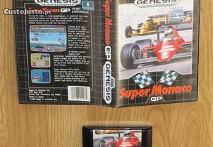 Mega Drive: Super Monaco GP