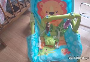 Espreguiçadeira cadeira Cresce comigo Fisher Price