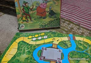 Jogo de Tabuleiro - Robin dos Bosques