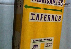 Fabricantes de Infernos Autografado(portes grátis)