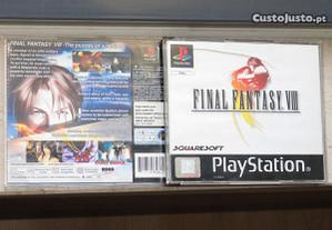 Playstation 1: Final Fantasy VIII