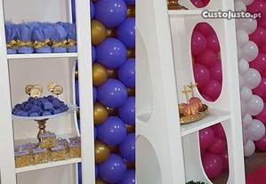 Móveis para festas
