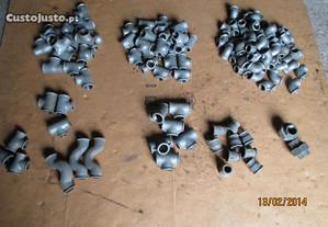 acessorios galvanizados 1/2 e 3/4 ohf