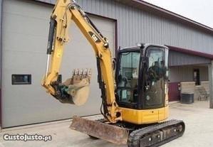 Escavadora Caterpillar 303-5Ecr