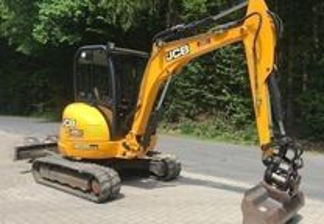 JCB escavadora 8035