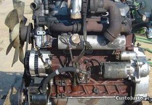 Motor Land Rover 2.5TD
