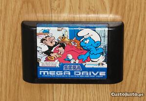 Mega Drive: The Smurfs 1 - Les Schtroumpfs