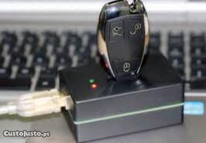 Mercedes IR Key Programer Chave com BGA Nec