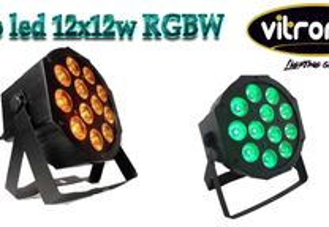 foco led 12x12w RGBW