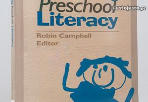 Facilitating Preschool Literacy // Robin Campbell