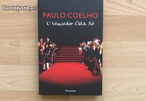 Livro Paulo Coelho O vencedor está só