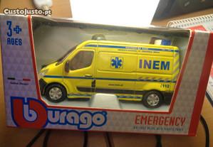 Ambulância do Inem Oferta Envio Registado