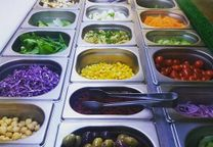 FAST FOOD Saladete Salada-Pizza -Sushi-Chefe Kebab
