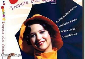 DVD: La Boum 2 Depois da Festa - NOVO! Selado!