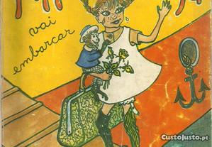 Lv Pippi Meialonga Astrid Lindgren 1969