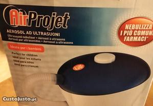Pic Air Projet Aerossol Ultrassons Nebulizador