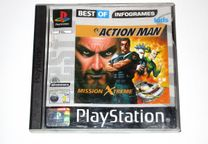 Action Man: Operation Extreme - Sony Playstation