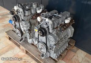 Motores Kubota reconstruidos com garantia