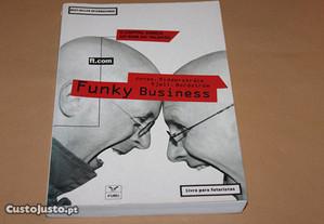 Funky Business de Jonas Ridderstrale
