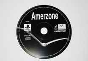 Amerzone - Sony Playstation PS1