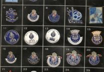 Pins Casas do FC Porto