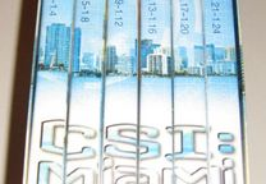 CSI Miami 1ª série