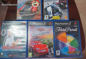 5 jogos para PlayStation 2